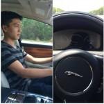 Đại gia Bình phước từng giao siêu xe Jaguar XJL 8 tỷ đồng cho Dương