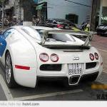 Choáng dàn siêu xe photoshop như thật ở Việt Nam