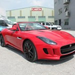 Ngắm siêu xe thể thao Jaguar F-TYPE R mui trần