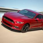 Xe bình dân Ford Mustang sẽ hút khách bởi kiểu dáng thể thao