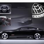 Ngắm chi tiết siêu xe Maybach Exelero giá 170 tỷ đồng
