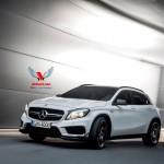 Đẳng cấp xe SUV nhanh nhất thế giới Mercedes GLA 45 AMG