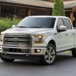 Xe bán tải Ford F-150 bản giới hạn dành cho đại gia