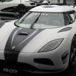 Siêu xe Koenigsegg Agera R giá khởi điểm 2,1 triệu đô