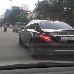 Bộ đôi xe siêu sang Maybach S600 giá 11 tỷ biển đẹp
