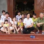 Gia đình đông con nhất Hà Nội nuôi con ăn uống thế nào ?
