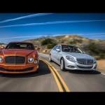 Maybach S600 giá 11 tỷ nhưng đẳng cấp ngang Bentley Mulsanne