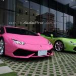 Lamborghini Huracan màu hồng chắc chắn dành cho nữ