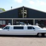 Khám phá xe siêu sang Mercedes limousine siêu dài