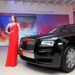 Đánh giá xe siêu sang Rolls-Royce Ghost đời mới 2015