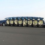Ngắm siêu xe dài nhất thế giới ở Dubai