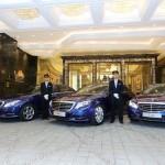 Choáng khách sạn Sài Gòn mua 3 xe sang Mercedes