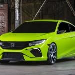 Đánh giá qua nội thất Honda Civic 2016