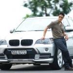 Cận cảnh SUV hạng sang BMW X5 của Johnny Trí Nguyễn