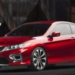 Honda Accord phiên bản Coupe đột phá mới của xe Nhật