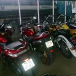 Dàn siêu xe máy khủng của dân chơi Khánh Hòa