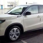 Xe SUV cỡ nhỏ giá rẻ Suzuki Vitara 2016 sắp về Việt Nam