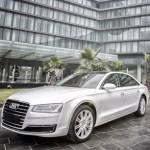 Xe sang Audi S8 Plus sắp bán cho đại gia ưa thích