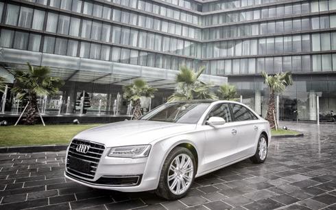 Audi A8L đẳng cấp baoxehoi