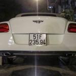 Siêu xe Bentley mui trần thế hệ mới ra biển trắng