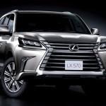 Nhiều đại gia chờ đợi Lexus LX570 2016 ra mắt