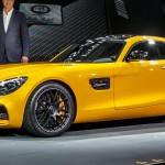 Xem siêu xe Mercedes AMG GTS duy nhất tại Việt Nam