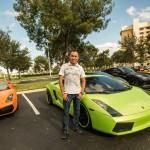 Choáng dàn siêu xe của đại gia Việt kiều Tyler Ngo