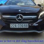 Xe sang Mercedes GLA 45 AMG được giới đại gia ưa thích