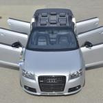 Choáng xe sang Audi mui trần độ 6 cửa