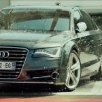 Xe sang Audi S8 xuất hiện trong phim Transporter 2015