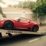 Choáng siêu xe Alfa Romeo 4C tuyệt đẹp về Việt Nam