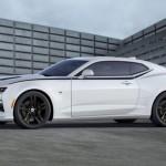 Giá xe cơ bắp Mỹ Camaro 2016 khởi điểm từ 26.700 đôla
