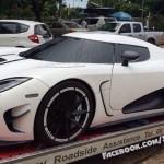 Đại gia Lào mua siêu xe Koenigsegg Agera R giá 50 tỷ đồng
