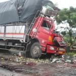 Những pha tai nạn xe tải kinh hoàng