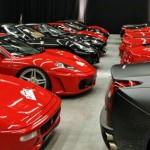 Ngắm bộ sưu tập siêu xe tổng giá trị 1400 tỷ đồng
