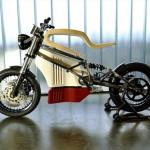 Ngắm siêu xe máy tương lai đến từ Pháp