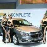 Chevrolet Cruze đời mới ra mắt chính thức tại Hà Nội