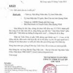 Tỷ phú Đào Hồng Tuyển mời 10.000 người dân vào ở Miễn phí Tuần Châu