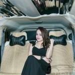 Hot girl Tô Tường Vy thuê siêu xe Hummer Limousine ?