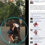 Bức ảnh phản cảm 6 cô gái trên 1 chiếc xe máy nhỏ