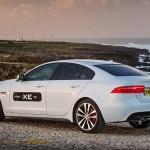 Jaguar XE 2015 hướng đến người giàu trẻ tuổi Việt Nam
