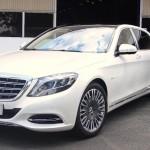 Dàn xe sang gần 100 tỷ của Mercedes tới Hà Nội