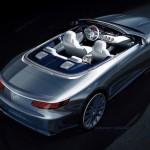 Thêm ảnh nóng xe siêu sang Mercedes S class mui trần