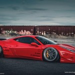 Siêu xe Ferrari 458 Italia được độ thể thao đẳng cấp
