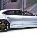 Sẽ có xe sedan hạng sang Porsche Sport Turismo kích thước nhỏ