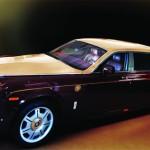Khám phá xe siêu sang Rolls-Royce Phantom Đông Sơn giá 50 tỷ