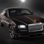 Xe siêu sang Rolls-Royce Wraith phiên bản độc
