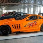 Siêu xe Mercedes SLR McLaren 722 GT cho đường đua