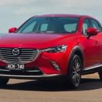 Xe SUV cỡ nhỏ Mazda CX-3 được mong chờ về Việt Nam