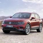 Ngắm ảnh thực tế xe Volkswagen Tiguan hoàn toàn mới